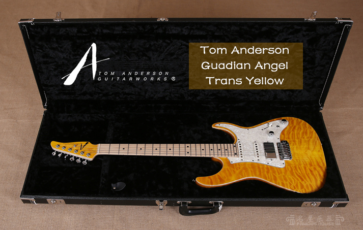 Tom Anderson Guardian Angel Trans Yellow_臻琴讯息_首页中部